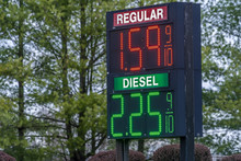 Record Low Gas Prices Not Seen...