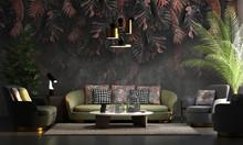 Modern Living Room Design And ...