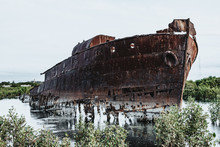 Excelsior Shipwreck In Osborne, South Australia