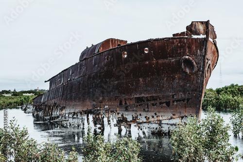Photo Excelsior Shipwreck in Osborne, South Australia