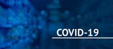Business COVID-19 Financial Concept , Falling Stock Marketing On Microscopic Cell Coronavirus Disease Covid-19 In Wuhan China Pneumonia Representing Infectious Transmission Hybrid Coronavirus Map