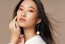 Beautiful Woman Charm Luxury Lifestyle Model