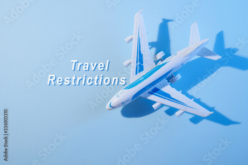 фотографія travel restrictions