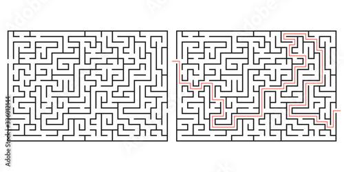 Photo Labyrinth game