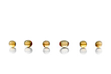 Golden Transparent Medicated M...