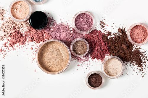 Obraz Make up powder - fototapety do salonu
