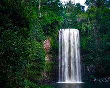 Millaa Millaa Falls Waterfall ...