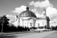 Bydgoszcz - Basilica In Poland...