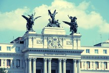 Madrid - Governmental Building...