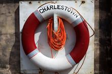 Charleston Town (England), UK ...