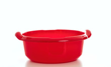 Cleaning Washbowl Red Color Is...