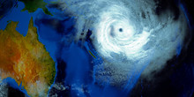Tropical Cyclone Harold Hurric...