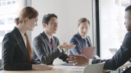 Business Fototapete