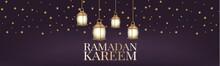 Ramadan Kareem Banner Or Long ...