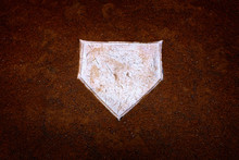 Baseball Home Plate Base Ball Homeplate American Sports Competition