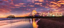 Santa Monica Pier Los Angeles