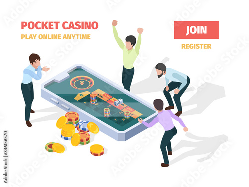 Fotografía Online casino