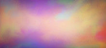 Abstract Colorful Sunrise Or S...