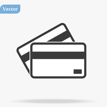Credit Card, Credit Card Icon ...