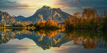 Germany, Bavaria, Hohenschwang...