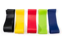 Multi-colored Elastic Bands Fo...