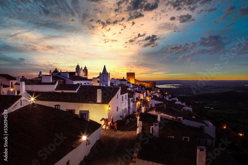 Photo Monsaraz in Alentejo region, Portugal