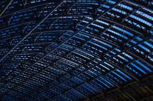 St. Pancras Station Architecture