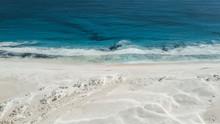 Ocean Meets The Sand