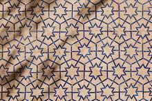 Mosaic With Geometrical Pattern