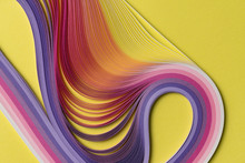 Multi Colored Quilling Paper L...