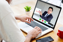 Video Conference, Work From Ho...