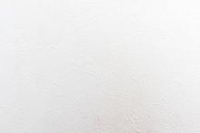 凹凸のある白い壁