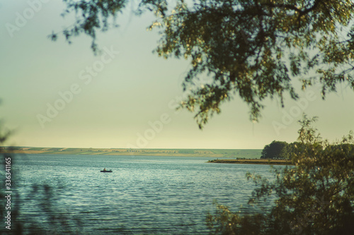 Photo Moldavian landscape