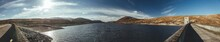 Panoramic View Of The Loch Gla...