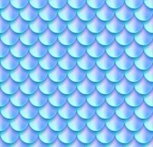 Mermaid Tail Foil Texture Effe...