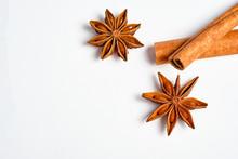 Anise Stars, Badian And Cinnam...