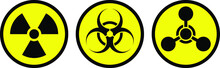 Radiation Sign, Biological Con...