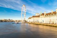 The London Eye On The South Ba...