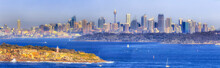 Sydney North Head Day 300mm Panorama
