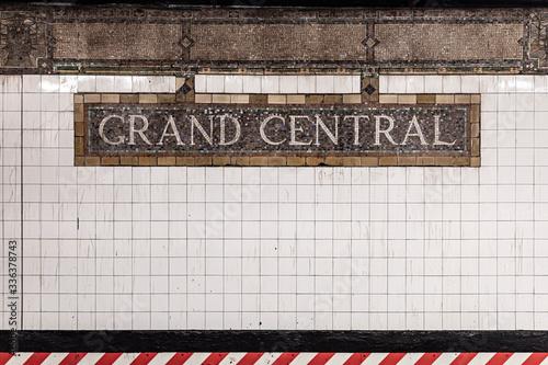 Grand Central Station Fototapet