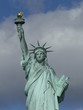 The Statue of Liberty was a gift of friendship from people of France to the peolple of United States. Symbol of freedom and democracy.