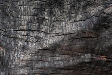 Coal Texture Close Up. Macro B...