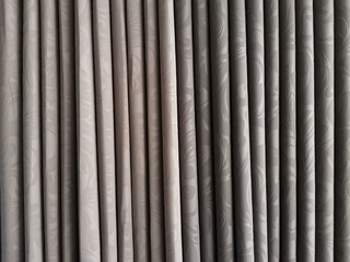 old cotton curtain background