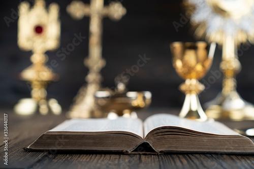Foto Catholic religion concept
