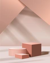 Minimal Scene With Geometrical...