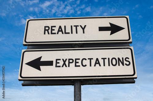 Photo Reality vs expectation