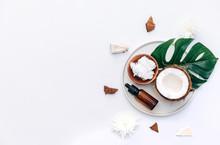 Fresh Organic Healthy Coconut ...