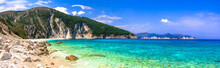 Best Beaches Of Kefalonia Isla...
