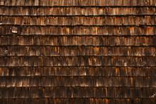 Hardwood Roof Texture