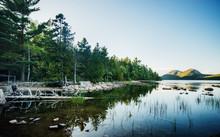 Jordon Pond, Acadia National Park, Maine, United States